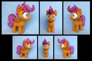 Scootaloo be Creepin' by fireflytwinkletoes