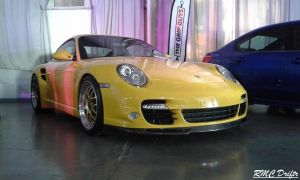 Super Yellow Turbo S by RMCDriftr