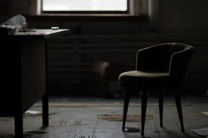 Sit Alone by LaurentGiguere