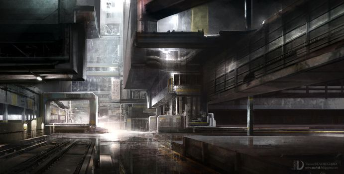 Hangar_The Stand by ourlak