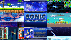 Sonic Dimensions by Phantom-Radea