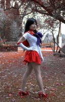 Sailor Mars II by RedfieldClaire