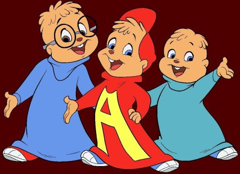 Alvin and the Chipmunks by pokemonmike