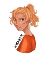 Teen Annabeth by illustrationrookie