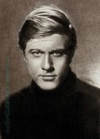 Robert Redford by AmBr0