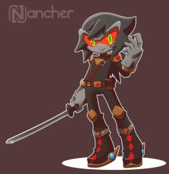 Ready to fight by nancher