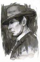 mr. Spock, The Vulcan Godfather by Anixien