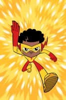 Kid Flash by Erich0823
