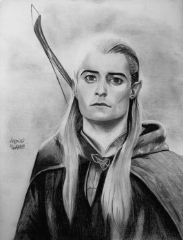 Legolas by Neveramez