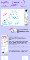 Perfect Lineart Tutorial by Sarucho