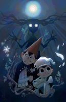 Over The Garden Wall by ArsonAnthemKJ