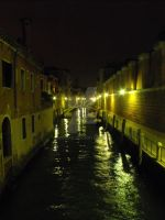 Venice by night 9 by Nordas