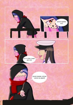 Welcome to San Fran Page 2 by DorkatheHedgehog