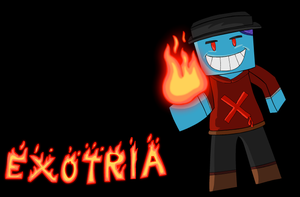 Minecraft Character 11- Exotria by Ardwick