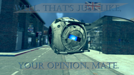 GMOD - Opinions, Mate by SecminourTheThird
