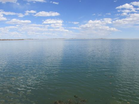 Lake Meredith by PunkyDoodle96
