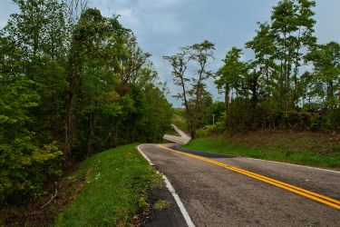 'A Winding Road that Beckons Me to Roam' by quintmckown