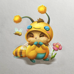 Beemo Fan Art by KonoArt