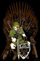 Throne of Games by zerobriant