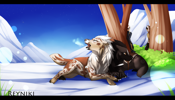 RoF: Enjoying the View by Reyniki