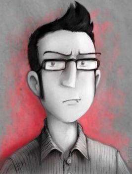 Another Conrad Profile Pic by mct421