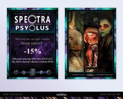 Spectra Psyclus - cards -30-discount 7 by R1Design