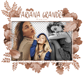Pack Png 3810 - Ariana Grande by southsidepngs