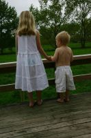 Girl and Boy 2 by Paigesmum-stock
