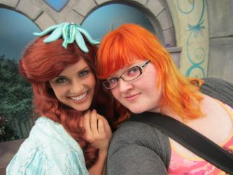 Ariel and I. by MurderShannon