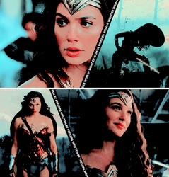 wonder woman promo by freerps