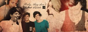Larry Stylinson by randomgraphic