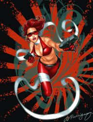 Painkiller Jane Cover 2 by aleciarodriguez