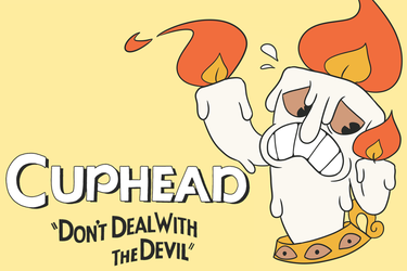 Cuphead Tobias Banner by Toldentops