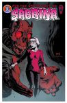Sabrina #4 Cover by RobertHack