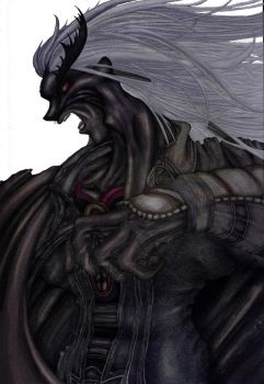 Dark Lord Colored by leelearn