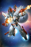 Jetfire: Transformers by ZeroMayhem