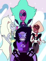 The Fusions by MrChaseComix