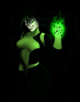 Shego by lannakitty