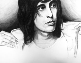 Vic Fuentes - Jacket by I-Draw-Bands