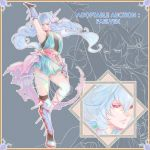 [OPEN AUCTION] Adopt : Faelven by CemarAdopts
