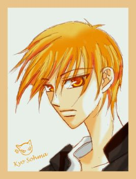 Kyo Sohma for Miclain by dhqx