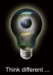 think different by environment