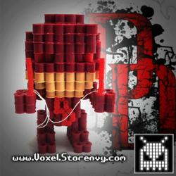 Dare Devil by VoxelPerlers