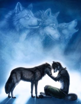 Fellowship - by Johis by Wolf-of-Samhain