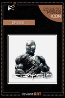 Crysis - Icon by karim3adel