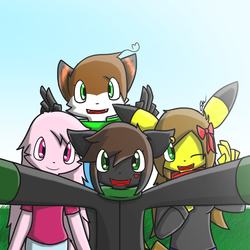 - Gift - Group picture! by Tukari-G3