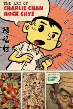 The Art of Charlie Chan Hock Chye by sonny123