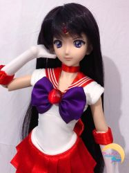 Sailor Mars - 20 by djvanisher
