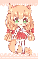 Nari Adoptable #1 [AUCTION] Closed by Seraphy-chan