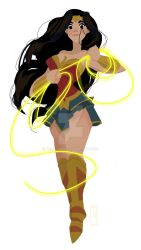 Wonderwoman Ym by ymartinez